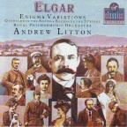 Elgar: Enigma Variations, etc / Andrew Litton, Royal PO