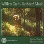 William Croft - Keyboard Music