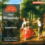 Paul Wranitzky: Symphonies