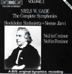 Niels W.Gade: The Complete Symphonies, Vol. 2