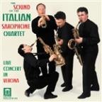Sound of the Italian Saxophone Quartet