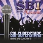 Sbi Karaoke Superstars - Brooks And Dunn, Vol. 2