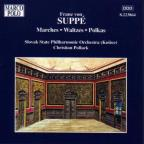 Franz von Suppe: Marches, Waltzes, Polkas
