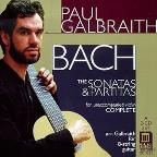 Bach: The Six Sonatas and Partitas