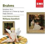 Brahms: Symphony No. 1; Variations On A Theme By Haydn; Tragic Overture