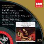 Faure: Requiem; Pavane; Durufle: Requiem