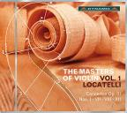 Masters of Violin, Vol. 1: Locatelli