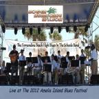 Live at the 2012 Amelia Island Blues Festival