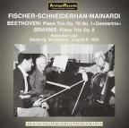 Beethoven: Piano Trio Op. 70 No. 1; Brahms: Piano Trio Op. 8