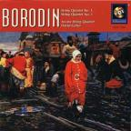 Borodin: String Quintet No. 1; String Quartet No. 1