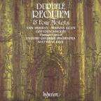 Maurice Durufl&#233;: Requiem; Quatre Motets