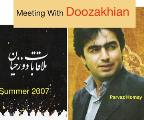 """Meeting With Doozakhian"" Dvd"