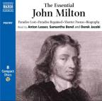 Essential Milton - Paradise Lost, Paradise Regained, Shorter Poems, Prose, Biography