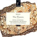 Holst: Planets, Perfect Fool / Mackerras, Royal Liverpool PO
