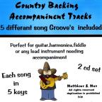 Country Backing Accompainment Tracks