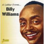 Letter from Billy Willams