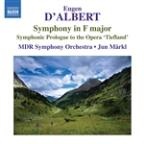 Eugen d'Albert: Symphony in F major
