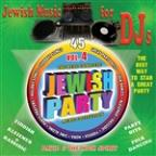 Jewish Music For DJS, Vol. 4