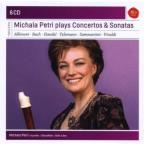 Michala Petri Plays Concertos & Sonata