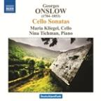 George Onslow: Cello Sonatas