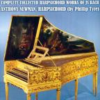 Complete Collected Harpsichord Works JS Bach