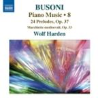 Ferruccio Busoni: Piano Music, Vol. 8