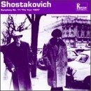 "Shostakovich: Symphony No 11 ""The Year 1905"""