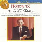 Horowitz Plays Mussorgsky, Scriabin, Prokofiev, and others