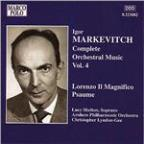 Markevitch: Complete Orchestral Music Vol.4