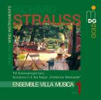 Strauss: Music for Wind Instruments, Vol. 1