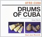 Cuban Drums-Soul Jazz Presents