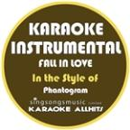Fall In Love (In The Style Of Phantogram) [karaoke Instrumental Version] - Single