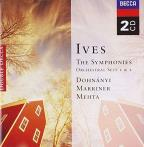 Ives: The Symphonies / Orchestral Sets 1 & 2