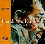 Thank You, Duke! Our Tribute To Ellington