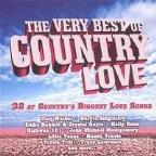 Very Best Of Country Love