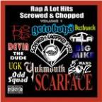 Rap a Lot Hits - Screwed & Chopped Volume 1