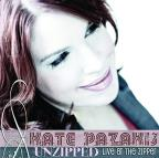 Kate Pazakis Unzipped: Live at the Zipper