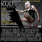Kult Records Presents; WMC 09 Sampler Volume Vocals