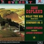 Copland: Billy The Kid, Symphony no 3 / Copland, London