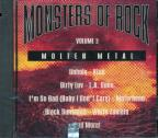 Molten Metal Monsters Of Rock