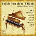 Polish Harpsichord Music, Vol. 2