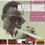 Original Album Classics (Round About Midnight/Milestones/1958 Miles/Porgy & Bess/Miles Ahead)