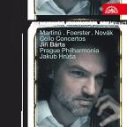 Martinu, Foerster, Novak: Cello Concertos
