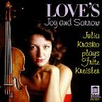 Love's Joy and Sorrow: Julia Krasko plays Fritz Kreisler