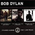 Freewheelin' Bob Dylan/The Times They Are a-Changin'/Another Side of Bob Dylan