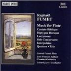 Fumet: Music for Flute / Fumet, Jarry, Paillard CO