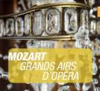 Mozart: Grands airs d'Op&#233;ra