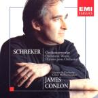 Schreker: Orchestral Works / Conlon, G&#252;rzenich-Orchester