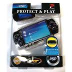 PSP Accessories - PSP Protect & Play