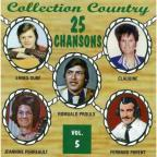 Collection Country: 25 Chansons, Vol. 5